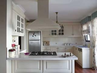 Öykü İç Mimarlık – Akasya Residence 1:  tarz Mutfak