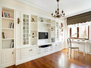 Bursa Misspark Villa Klasik Oturma Odası Öykü İç Mimarlık Klasik