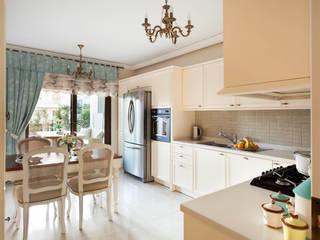 Öykü İç Mimarlık – Bursa Misspark Villa:  tarz Mutfak