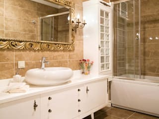 Öykü İç Mimarlık – Bursa Misspark Villa:  tarz Banyo