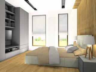 Modern Bedroom by Esteti Design Modern