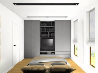 Dormitorios de estilo moderno de Esteti Design Moderno