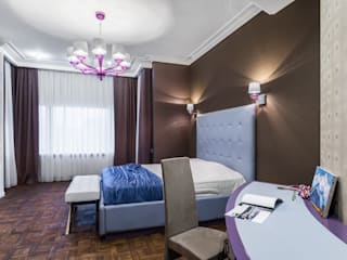 Modern style bedroom by Belimov-Gushchin Andrey Modern