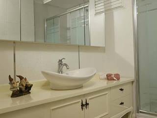 Öykü İç Mimarlık – Akasya Residence 2:  tarz Banyo