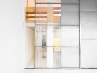 Reforma Loft: Salones de estilo  de idearch studio