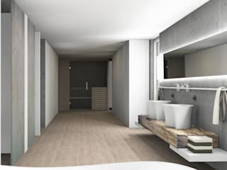 minilalista & rustico: Baños de estilo  de NSG interior Design & Projects, reformas y decoración en Mallorca,