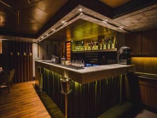 SERVICE BAR:  Bars & clubs by ashu paul associates