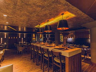 WAITING TABLE:  Bars & clubs by ashu paul associates