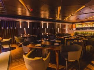 DINING AREA:  Bars & clubs by ashu paul associates