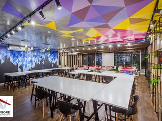 Cais Coworking Cascavel:   por Vigore Arquitetura