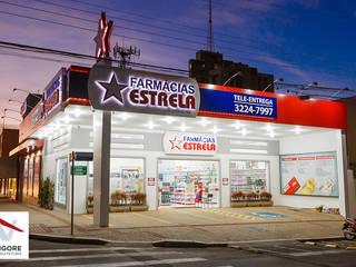 Farmácia Estrela: Edifícios comerciais  por Vigore Arquitetura
