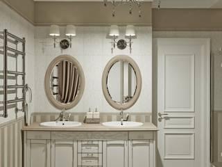 "Apartment ""Triumf"": Ванные комнаты в . Автор – Natali Vasilinka"