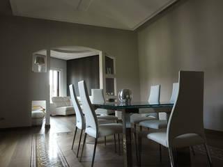 Столовая комната в стиле модерн от GIOIA Biagio ARCHITETTO Модерн