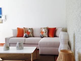 Apartamento:   por Archiultimate, architecture & interior design