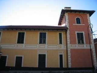Facciata dipinta , Rapallo:  in stile  di Arte sui muri s.s.