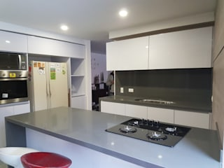 Kitchen by Davecube Design , Modern