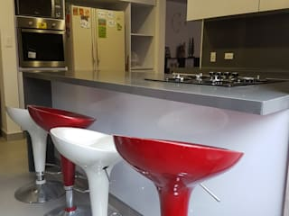 Davecube Design Modern kitchen