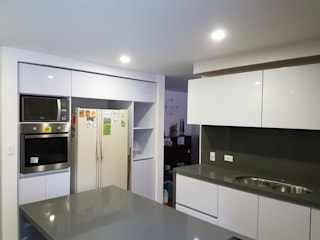 Davecube Design Modern style kitchen