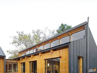 Casas modernas de GAALGO Arquitectos Moderno