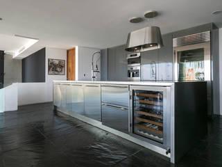 Demetria 10 Cocinas modernas de M+M INTERIORISMO Moderno