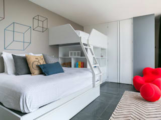 Demetria 10 Dormitorios infantiles modernos de M+M INTERIORISMO Moderno