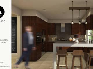 Diseño de Cocinas:  de estilo  por Union Arquitectura