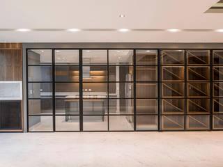 Cuisine moderne par Sobrado + Ugalde Arquitectos Moderne