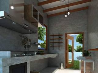 Nhà bếp by P-lona