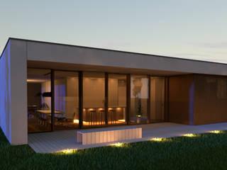 Haus L2:  Häuser von Markus Keßler Architektur