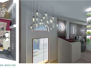Hotel a Cagliari Hotel moderni di Lucia La Rovere architetto Moderno