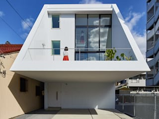 Modern home by 武藤圭太郎建築設計事務所 Modern