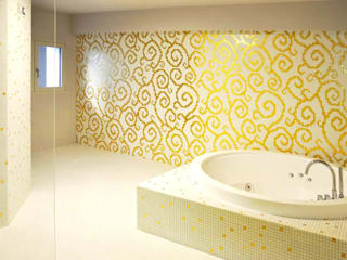 trend group Modern style bathrooms