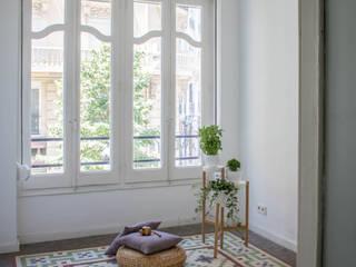 Dormitorios mediterráneos de versea arquitectura Mediterráneo