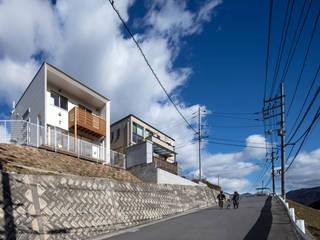 有限会社アルキプラス建築事務所 Casas modernas
