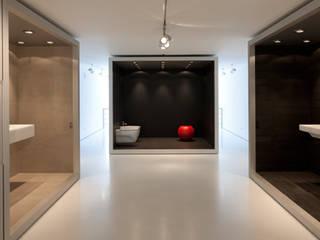 Padimat Design+Technic Oficinas y comercios de estilo minimalista