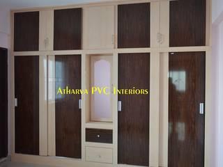 PVC Modular Kitchen cabinets: modern  by Atharva PVC Interiors,Modern