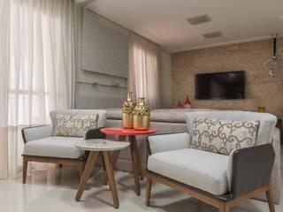 Modern Living Room by Silvana Borzi Design Modern