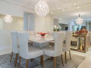 Modern Dining Room by Silvana Borzi Design Modern