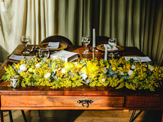 Decoração para Mesa:   por Cena De.Coração