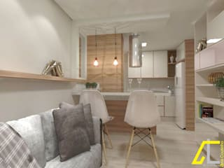 Дома в . Автор – Ana Coutinho Arquitetura, Классический