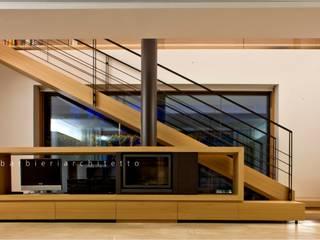 interior [137] Soggiorno minimalista di barbieri | architects Minimalista