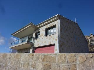Viviendas Unifamiliares en la provincia de Ávila Casas de estilo rural de E.PARADINAS·ARQUITECTO Rural