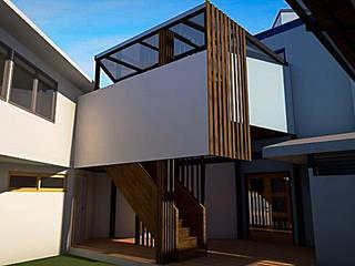 Rumah Minimalis Oleh CM Arquitecto Minimalis