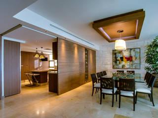 Art.chitecture, Taller de Arquitectura e Interiorismo 📍 Cancún, México. Modern Dining Room