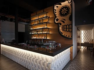 Modern bars & clubs by State of Light Modern
