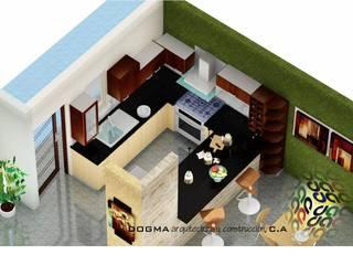 Cocinas modernas: Ideas, imágenes y decoración de ESTUDIO DE ARQUITECTURA C.A Moderno
