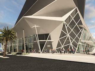 Shopping Centres by Arquitecto Eduardo Carrasquero