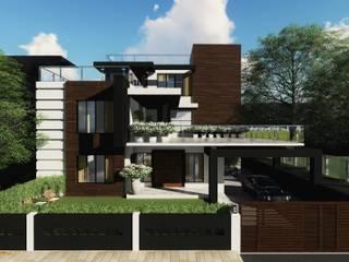 Modern houses by Studio Sohaib Modern