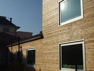 Casa in legno Luisa Olgiati Case moderne