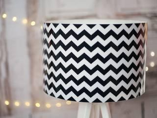 Lampa stołowa mini-trójnóg Zippo Black : styl , w kategorii  zaprojektowany przez imoLight